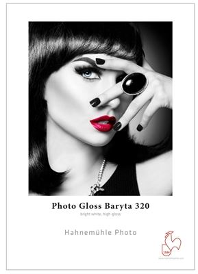 Picture of Hahnemuhle Photo Gloss Baryta 320g- 24in x 49ft