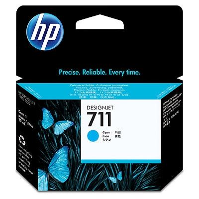 Picture of HP 711 Ink Cartridges for Designjet ePrinter