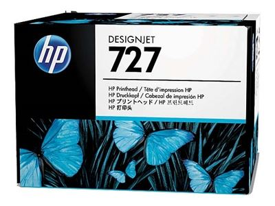 Picture of HP 727 Ink Cartridge- Cyan (300 mL)