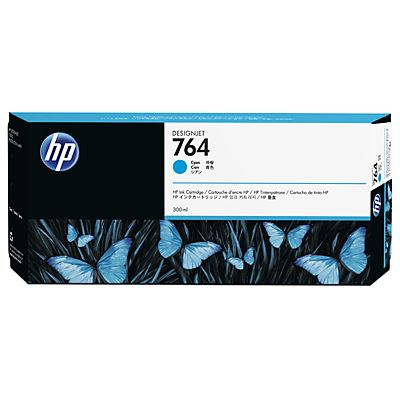 Picture of HP 764 Ink for Designjet T3500- Cyan