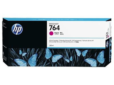 Picture of HP 764 Ink for Designjet T3500- Magenta