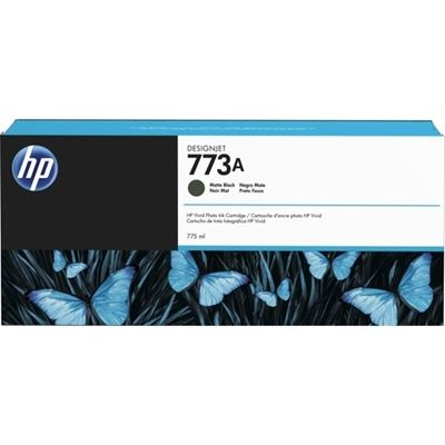 Picture of HP 773A Matte Black Ink Cartridge for Designjet Z6600/Z6800