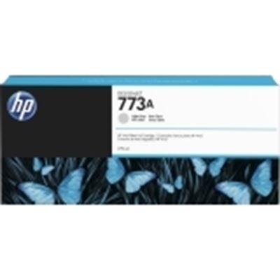 Picture of HP 773A Light Gray Ink Cartridge for Designjet Z6600/Z6800
