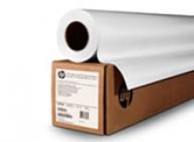 Picture of HP Production Satin Poster Paper, 3-in Core - 24in x 300ft