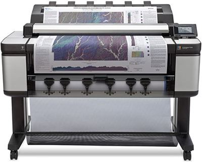 Picture of HP DesignJet T3500 Production eMFP