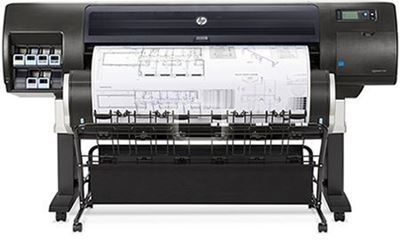 Picture of HP DesignJet T7200 Production Printer