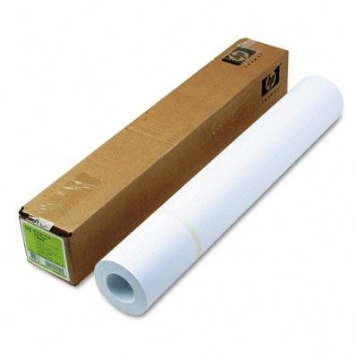 Picture of HP Bright White Inkjet Bond Paper - 24in x 150ft