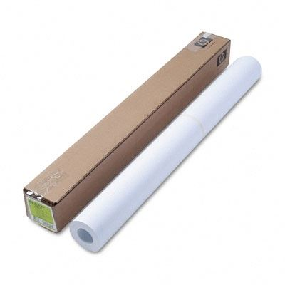 Picture of HP Bright White Inkjet Bond Paper / 24#- 36in x 150ft