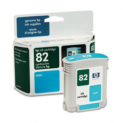 Picture of HP 82 Ink Cartridges