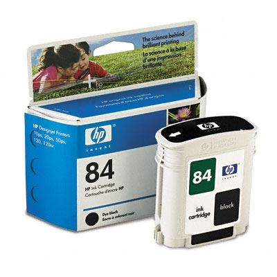 Picture of HP 84 Ink Cartridges