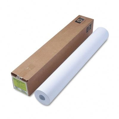Picture of HP Bright White Inkjet Bond Paper - 36in x 300ft