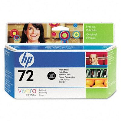 Picture of HP 72 Ink Cartridges