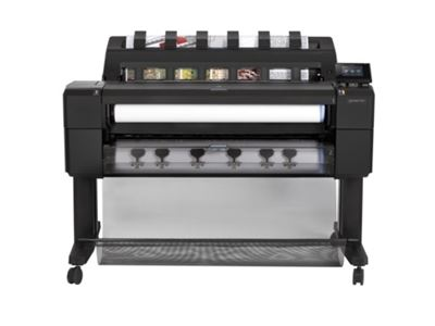 Picture of HP DesignJet T1530 Postscript Printer