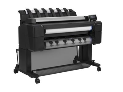Picture of HP DesignJet T2530 36in PostScript Multifunction Printer