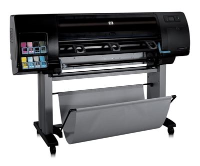 Picture of HP DesignJet Z Series 60-in Media Bin