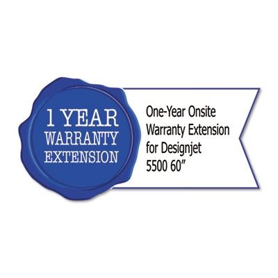 Picture of HP 5000 Series 2 Year Extended Warranty