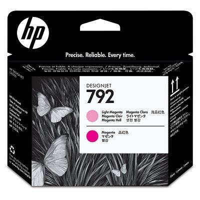 Picture of HP 792 Printheads for HP Latex 210/260/280 Printers - Magenta/Light Magenta