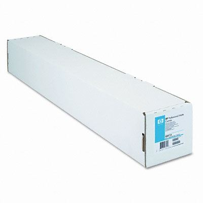 Picture of HP Professional Matte Canvas - 24in x 50ft