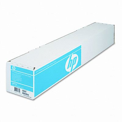 Picture of HP Professional Instant-dry Satin Photo Paper, 3-in Core - 24in x 50ft
