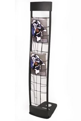 Picture of LexJet Innovate Modular Literature Rack - Black
