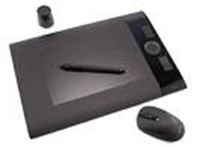 Picture of Wacom Intuos4 Dual Platform Tablet