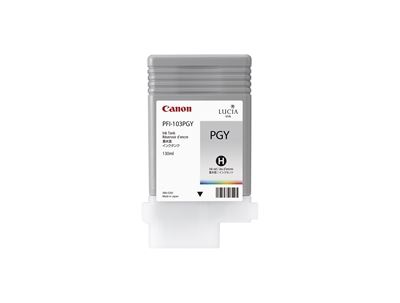 Picture of Canon imagePROGRAF iPF5100/6100/6200 Photo Gray Ink - 130 mL