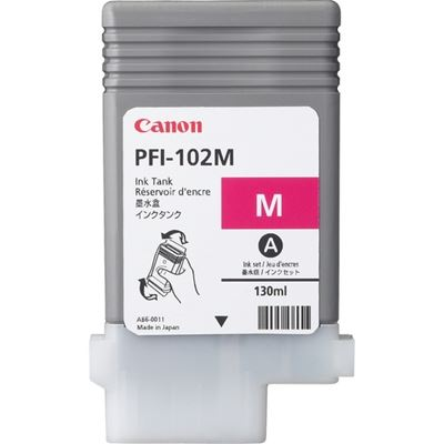 Picture of Canon imagePROGRAF iPF700 Ink- Magenta