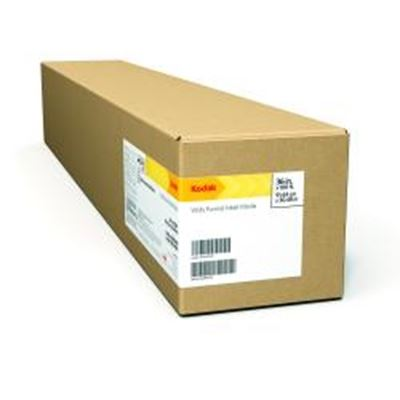 Picture of KODAK PROFESSIONAL Inkjet Photo Paper, Lustre DL / 255g- 8in x 328ft