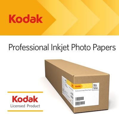 Picture of KODAK PROFESSIONAL Inkjet Photo Paper, Lustre / 255g- 17in x 100ft