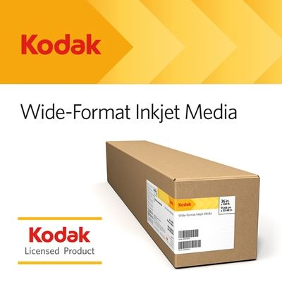 Picture of Kodak Universal Self-Adhesive Satin Poly Poster (7 Mil)- 42in x 100ft