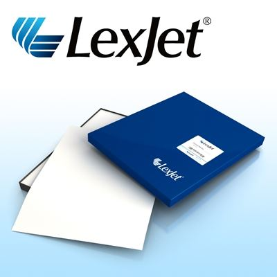 Picture of LexJet 8 Mil TOUGHcopy™ Matte- 24-Up Key Tags