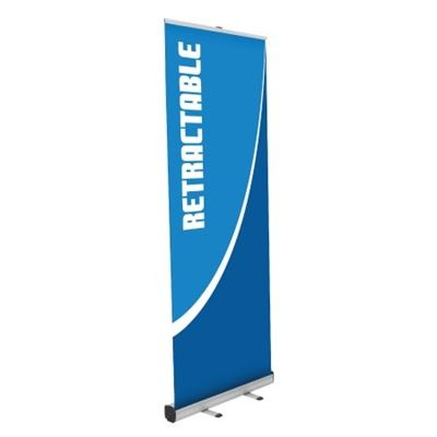 Picture of LexJet Mosquito 800 Retractable Banner Stand 31.5in