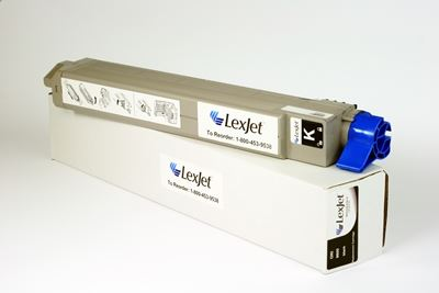 Picture of LexJet Replacement Toner for OKI C9600/C9800