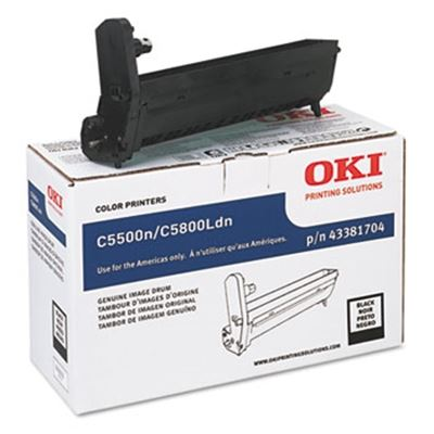 Picture of OKI Drum for 5500 through 5800 Series (Type C8)