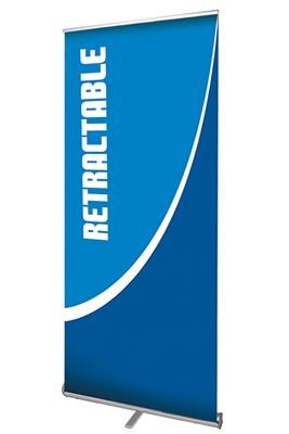 Picture of LexJet Pacific Retractable Banner Stand- 35.5in