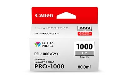 Picture of Canon imagePROGRAF PRO-1000 Ink - Gray (80mL)