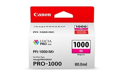 Picture of Canon imagePROGRAF PRO-1000 Ink - Magenta (80mL)
