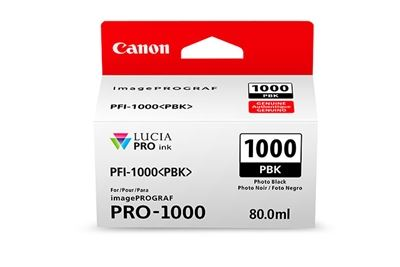 Picture of Canon imagePROGRAF PRO-1000 Ink - Photo Black (80mL)