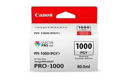 Picture of Canon imagePROGRAF PRO-1000 Ink - Photo Gray (80mL)