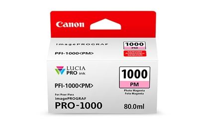 Picture of Canon imagePROGRAF PRO-1000 Ink - Photo Magenta (80mL)