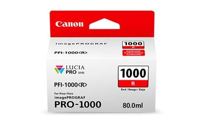 Picture of Canon imagePROGRAF PRO-1000 Ink - Red (80mL)