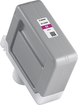Picture of Canon PFI-1300 Ink for imagePROGRAF PRO-2000/4000/4000S/6000S - Magenta (330 mL)