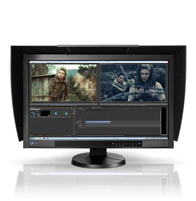 Picture of Eizo ColorEdge CG277 (Bundled with Hood)