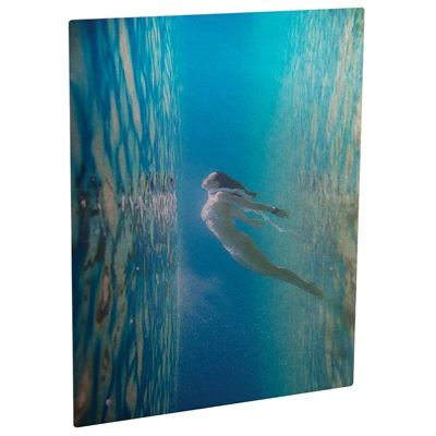 Picture of ChromaLuxe Aluminum Photo Panels Clear Gloss - 8in x 10in (10-Panels)
