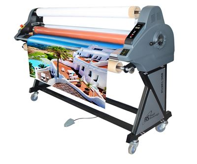 Picture of Royal Sovereign Cold Pressure Sensitive Roll Laminator - 65in