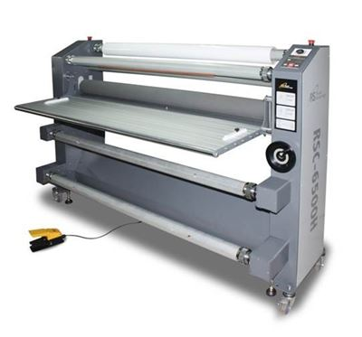Picture of Royal Sovereign Heat Assist Professional Wide Format Roll Laminator - 65in