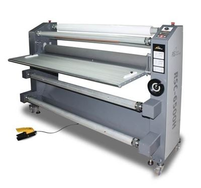 "Picture of Royal Sovereign 65"" Heat Assist Professional Wide Format Roll Laminator"