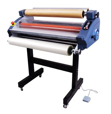 "Picture of Royal Sovereign 32"" Cold Pressure Sensitive Roll Laminator"