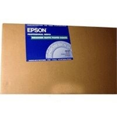 Picture of EPSON Enhanced Matte Posterboard- 30in x 40in