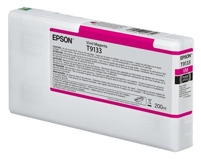 Picture of EPSON UltraChrome HDX Ink for P5000 - Vivid Magenta (200 mL)